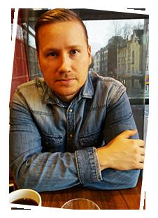 Jukka Kalenius - Web suunnittelija